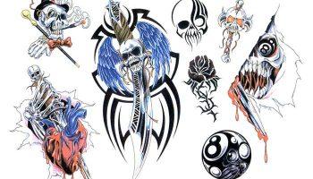 Tattoo design 13