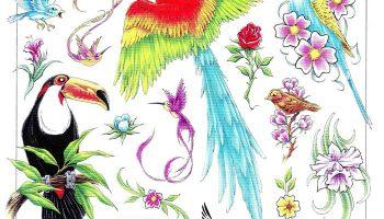 Tattoo design 50