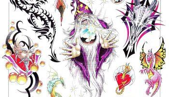 Tattoo design 53