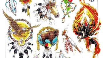 Tattoo design 58
