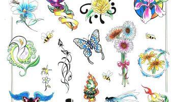 Tattoo design 62