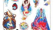 Tattoo design 73