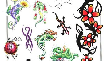 Tattoo design 77