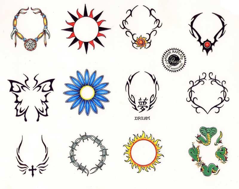 belly button tattoo designs