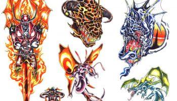 Tattoo design 123
