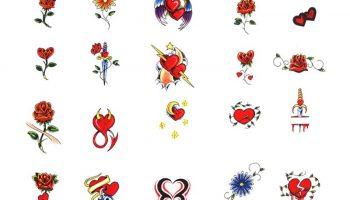 Tattoo design 124