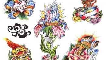 Tattoo design 125