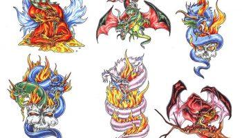 Tattoo design 175