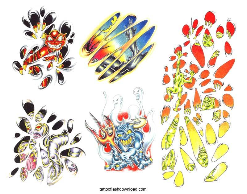 tattoo design 176