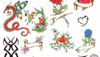 Tattoo design 179