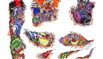 Tattoo design 180