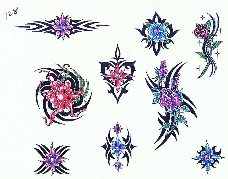 tattoo design 206