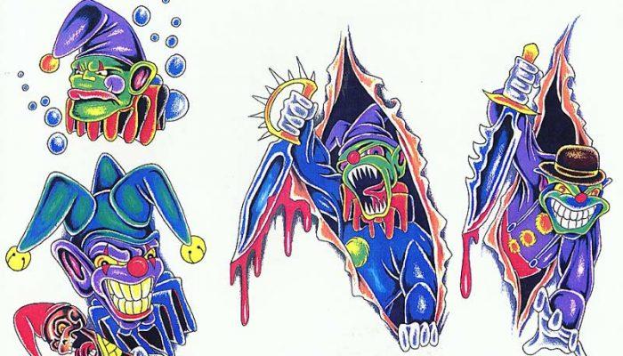 tattoo design 214