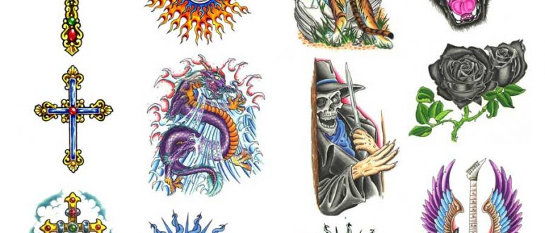 tattoo flash 250