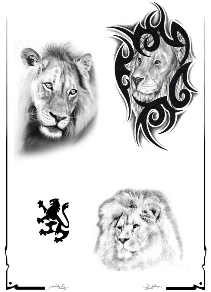 Tattoo flash. Sheet 258